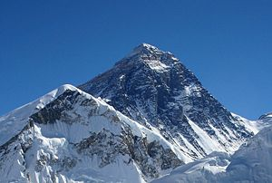 Mount Everest Image