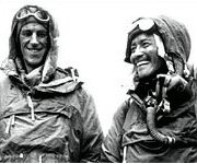 Mount Everest Summit - Hillary and Tenzing May 29, 1953